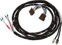 HLAC2 5M - (ISO-Anschluß) 2 Kanäle mit 5 Meter