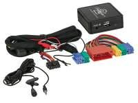 Bluetooth Adapter Audi mit Mini- ISO Anschluss