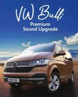 Match Premium Soundsystem VW Bulli