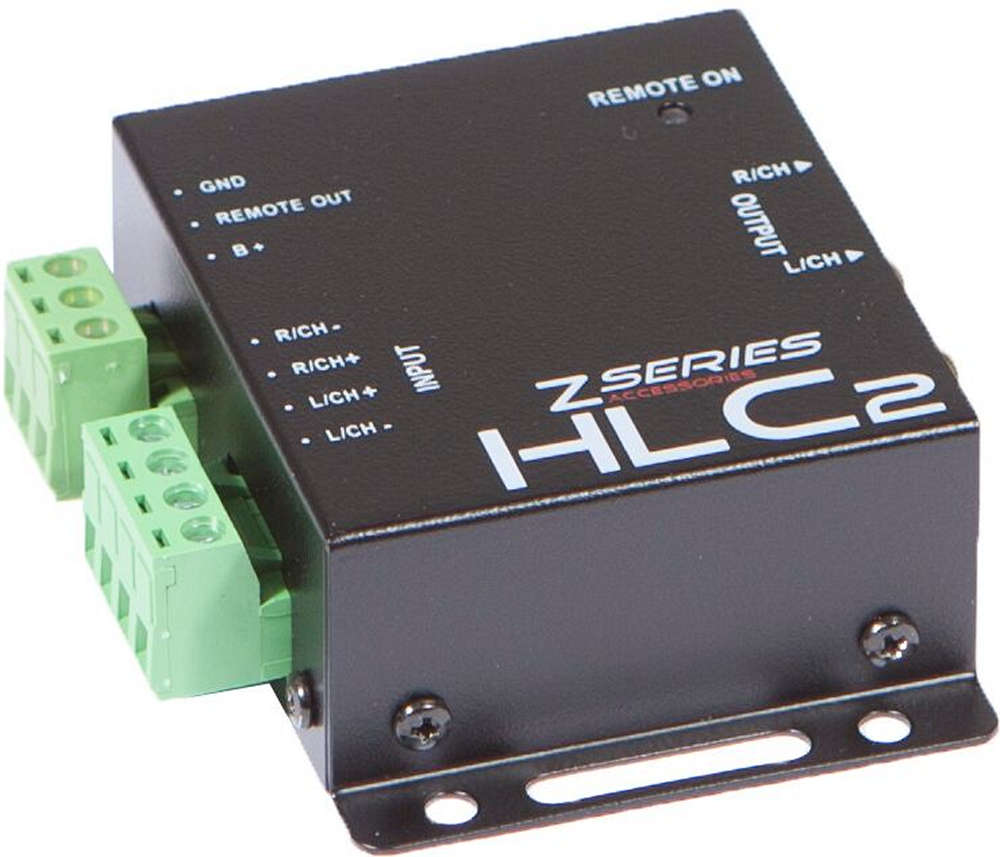 Audio System HLC2 High-Low-Adapter