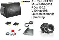 Car-Hifi-Set-VW Golf 4-1