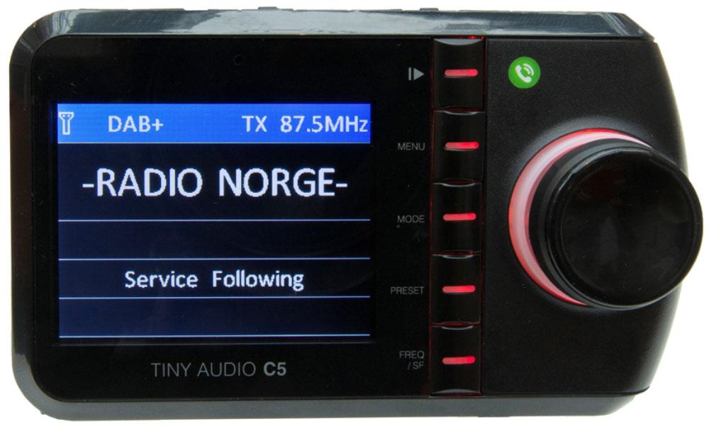 Tiny Audio C5