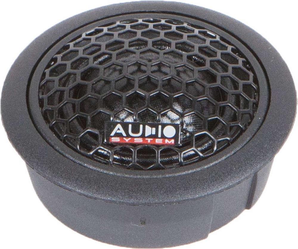 audio system hs25 evo audiosystem lautsprecher. Black Bedroom Furniture Sets. Home Design Ideas