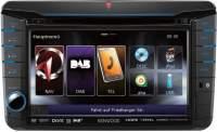 Kenwood DNX525DAB Autoradio für VW, Seat, Skoda mit Navigation und DAB+