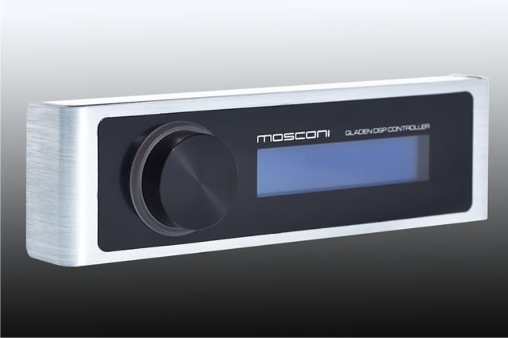 Mosconi Remote Control Display für DSP 6to8