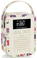 View Quest Retro Mini Radio mit Bluetooth, Wallflower