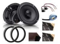 Lautsprecher-Set Eton VW Beetle 9C Hecksystem