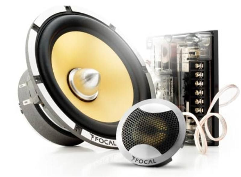 Focal K2Power 165KRX2