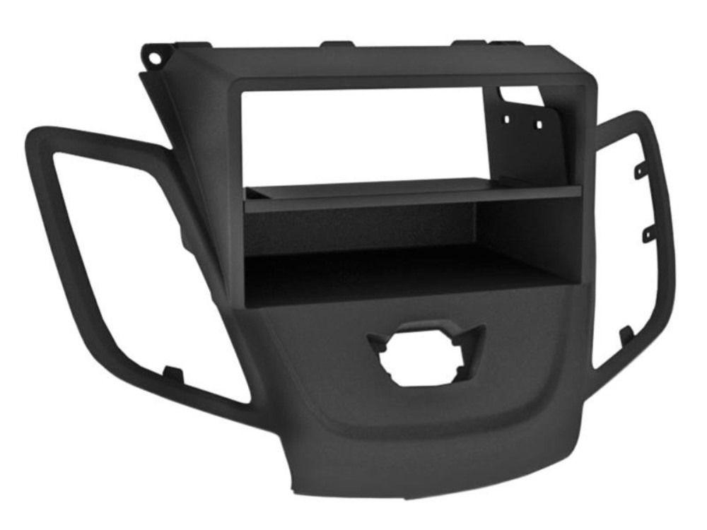 radioblende ford fiesta radioblende mit ablagefach schwarz. Black Bedroom Furniture Sets. Home Design Ideas