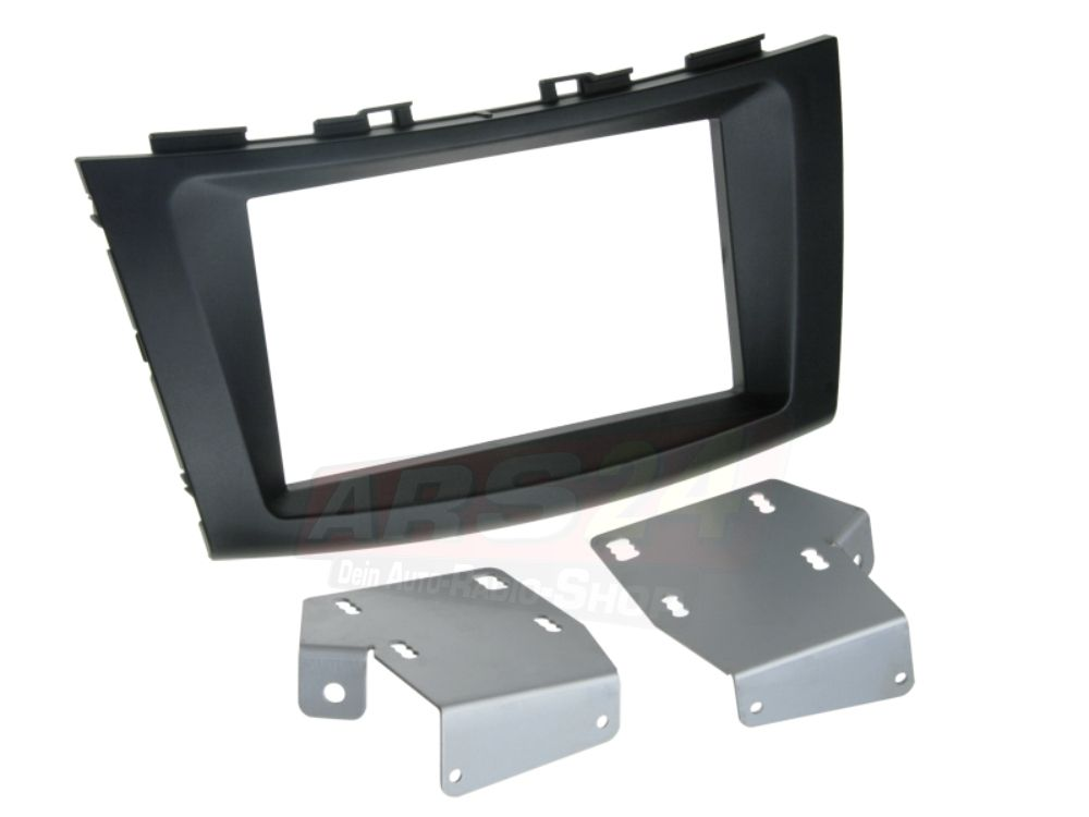 2 DIN Autoradio-Blende Suzuki Swift ab 09/2010