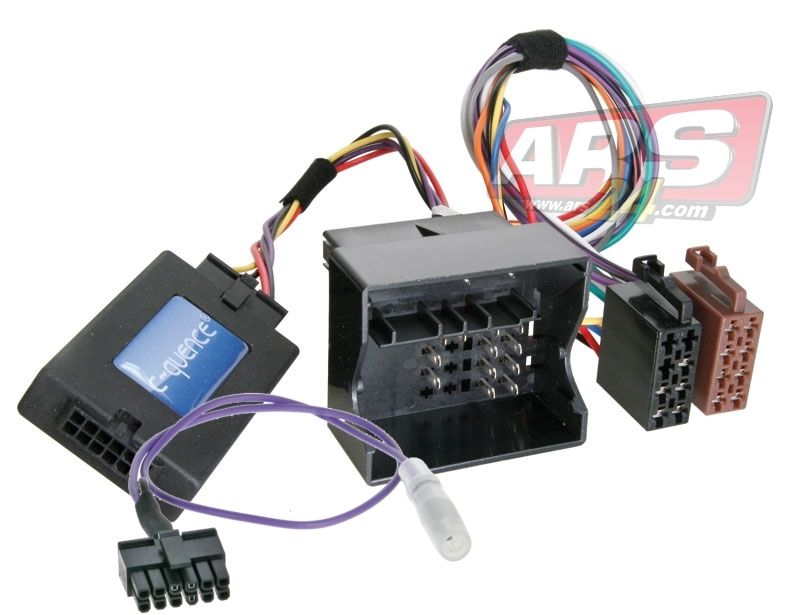 Lenkrad-Interface Ford --> Kenwood ( 42-FO-702 )