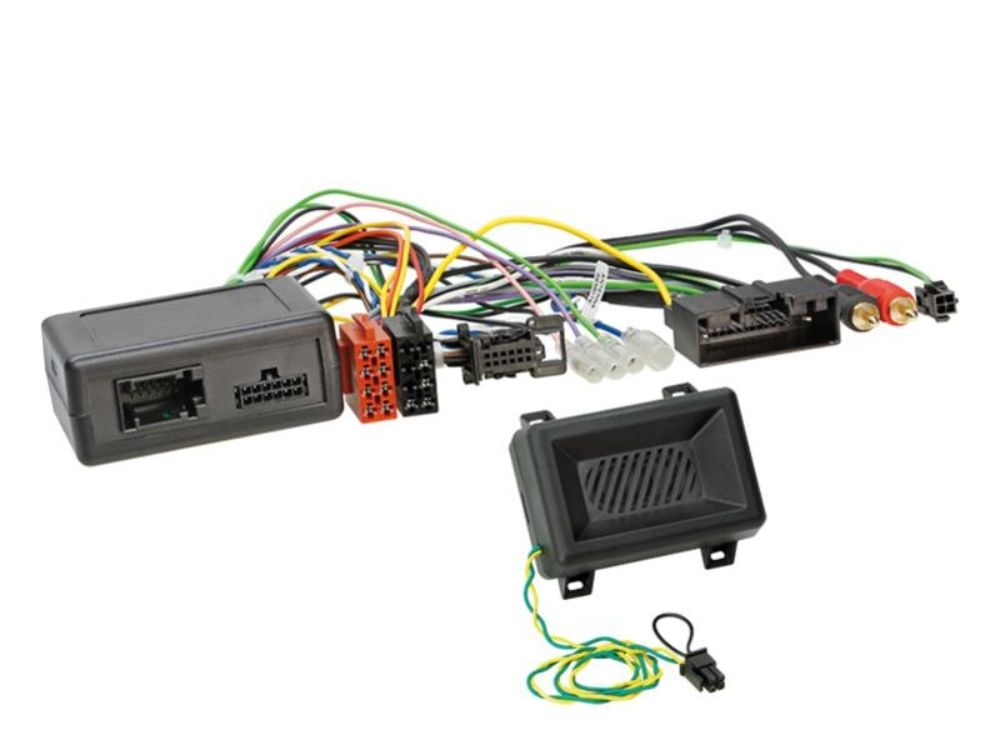Lenkrad-Interface Ford --> Kenwood ( 42-FO-708 )