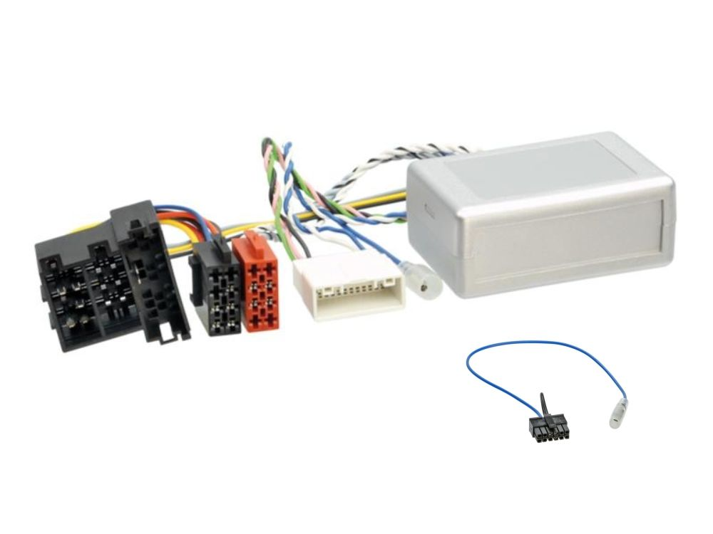 Lenkrad-Interface Hyundai --> Kenwood (42-HY-709)
