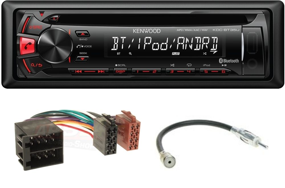 usb autoradio opel astra g einbau set autoradio. Black Bedroom Furniture Sets. Home Design Ideas