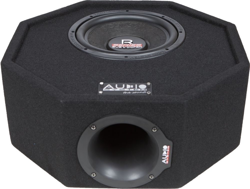 Audio System Subframe R10 Active  (incl. Achteck-Gehäuse)