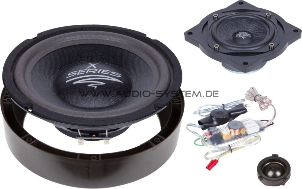 Audio System x200 GOLF V