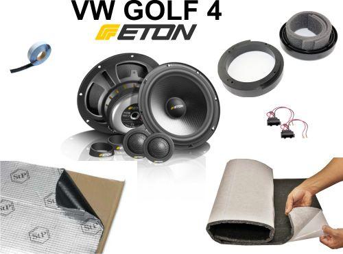 eton pow 160 2 compression set vw golf 4 iv komplett set. Black Bedroom Furniture Sets. Home Design Ideas