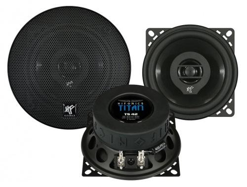 HIFONICS TR42 10cm 2-Wege Koaxial Lautsprecher 4 Ohm 60 WRMS