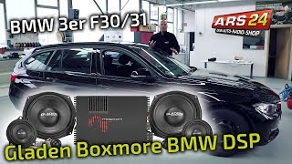 gladen boxmore bmw dsp front vorne lautsprecher. Black Bedroom Furniture Sets. Home Design Ideas